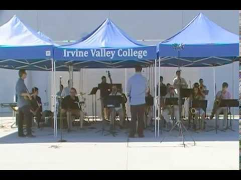 Irvine Valley College Jazz with Eric Marienthal at 12th Annual IVC Jazz Picnic