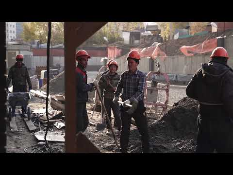 ЖК История - видео со стройки