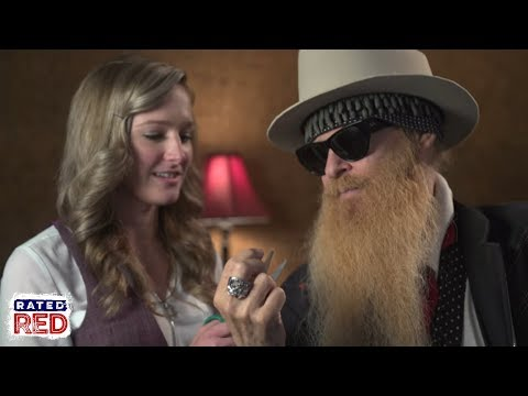 Hell Yeah We Cut Billy F Gibbons' Beard!