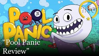 Pool Panic Review [Switch & PC] (Video Game Video Review)