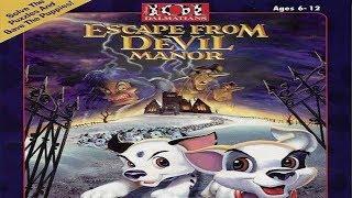 Disney's 101 Dalmatians: Escape from DeVil Manor - English Longplay - No Commentary