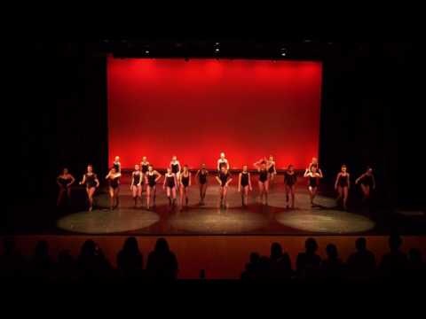 """""""Fosse Suite"""" choreographed by: Mitchell A. Finke / Joffrey South"""