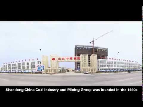 China Coal Group Business Image Publicity Slic