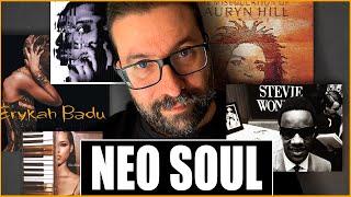 Acordes Neo Soul