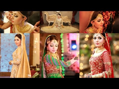 Sharmila Farooqi Official Wedding Photo Shoot