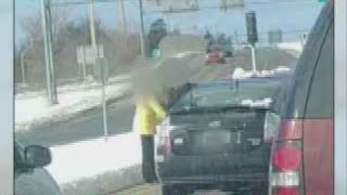 Nashua police investigate road rage incident caught on tape