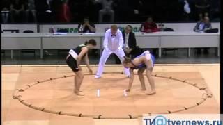 Спортсменка из Тверской области чемпионка Европы по сумо