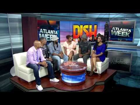 """Dish Nation"" Visits Fox 5 ""Good Day Atlanta"" Studios!"