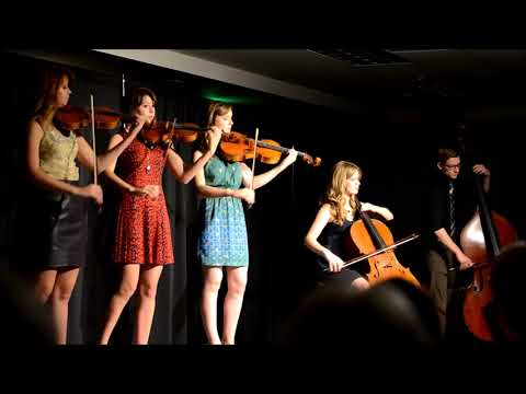 The Bunnell Strings concerts in Carlsbad, CA in 2013