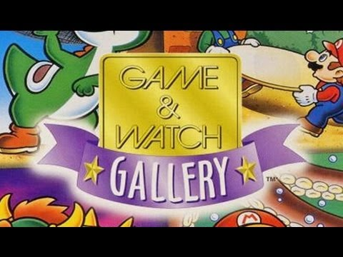 Let's Test # 20 - Game & Watch Gallery