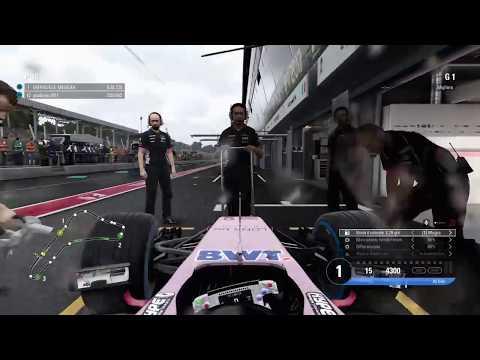 F1 2017 F1 LEGENDDRIVER CHAMPIONSHIP PREMIER CUP ROUND 13 | MONZA