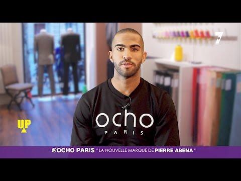 """PIERRE ABENA sort sa nouvelle Marque """"OCHO PARIS"""" interview sur 7 TV"""
