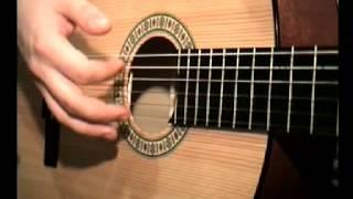 Указательный палец вверх - Уроки игры на гитаре