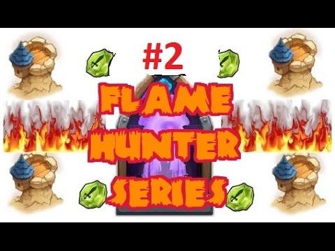 Castle Clash Flame Hunter #2