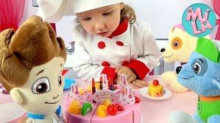Торт и сладости на День рожденья от Милусик Поваренка