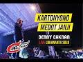 Download Mp3 Pecah! Kartonyono Medot Janji, Denny Caknan live Lokananta Solo