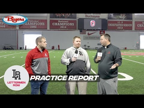 Practice Report: How second off date will prepare Ohio State for title push