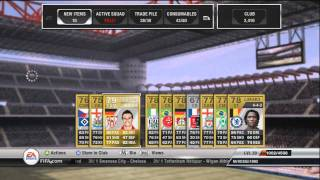 Fifa 12 Ultimate Team - Pack Opening - Episode 24 (TOTY Defenders)