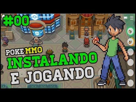 💥Pokemon Online - PokeMMO Como Instalar As Roms No Jogo !