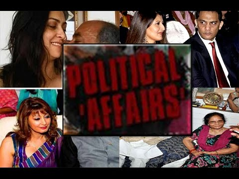 Top 5 Political Love Affairs In India
