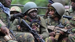 Nairobi siege: more gunfire heard from Westgate mall