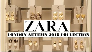 Zara Autumn 2018 | Shopping Haul | Covent Garden | London | Primark