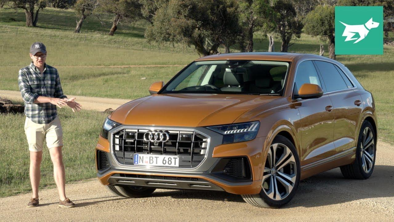 Audi Q8 2019 Review 55 Tfsi V6 Petrol Youtube