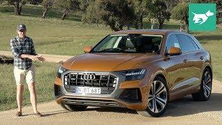 Audi Q8 2019 review –55 TFSI V6 petrol