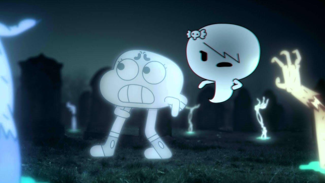halloween the treasure youtube - The Amazing World Of Gumball The Halloween