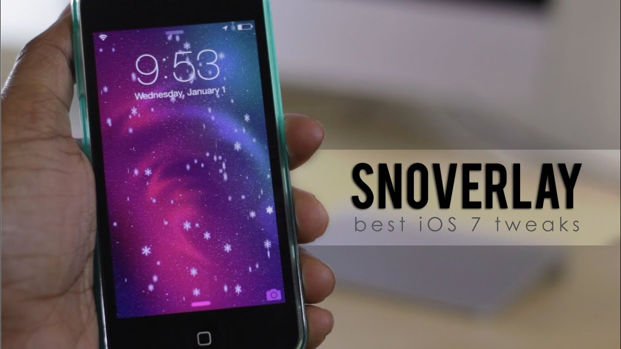 best video app for iphone snoverlay best ios 7 jailbreak tweak for iphone 5s 5c 16707