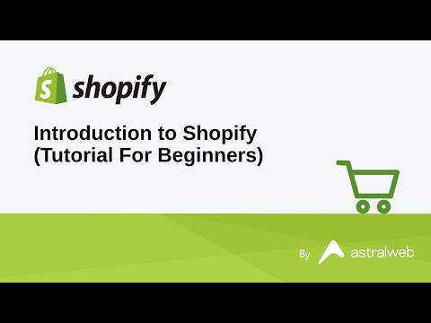 Introduction to Shopify (Tutorial For Beginners) thumbnail