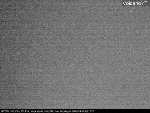 17/9/2018 WITA - Mt Telica TimeLapse