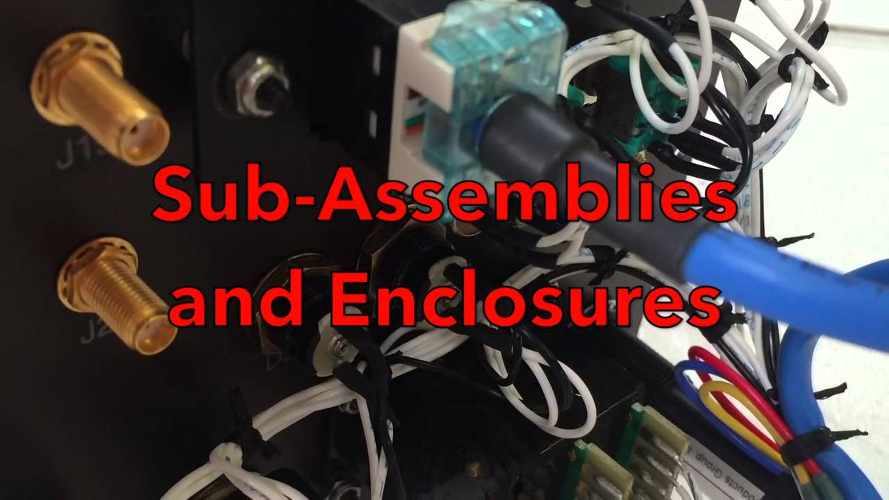 hight resolution of custom mil spec cable assemblies and wiring harness by cmc
