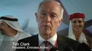 Boeing 777X Launch ceremony