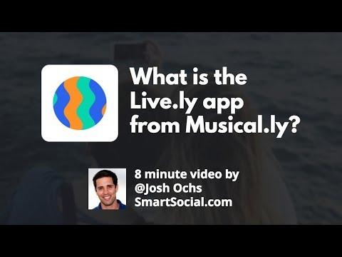 Live.ly App Parent Guide by SmartSocial com
