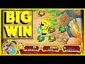 "BRENT RETURNS!!  SUPER BIG WIN on ""PAYDIRT"" W/ OODLES of BONUSES!!"