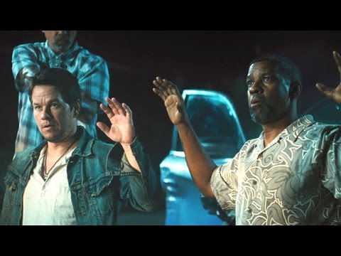 First trailer and poster for 2 Guns starring Denzel Washington and Mark Wahlberg