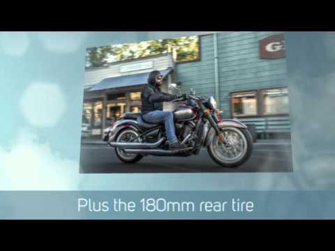 East Bay Motorsports - 2016 Kawasaki Vulcan® 900 Clic - YouTube