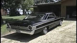 1963 1/2 FORD GALAXIE 500 427 R-CODE