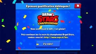 TOUT mon DEFI DU CHAMPIONNAT Brawl Stars 1'000'000$ dans une VIDÉO | Brawl Stars Championship