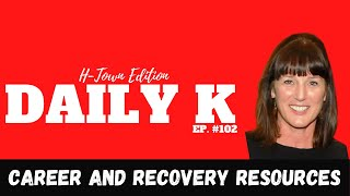 Assistance on the Road to Recovery | Daily K. Ep. 102 | CCR | Kelly Young | KTTeeV