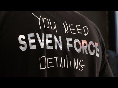 Новое направление - Seven Force ДЕТЕЙЛИНГ!