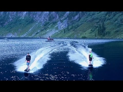 JetSurfing in Beautiful British Columbia   Shot in 4k!