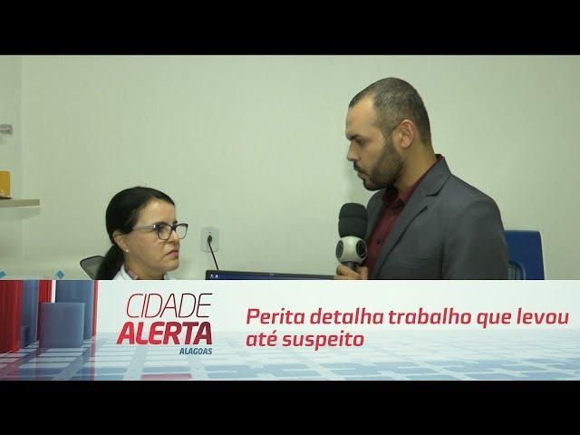 Estupro em Viçosa: perita detalha trabalho que levou até suspeito
