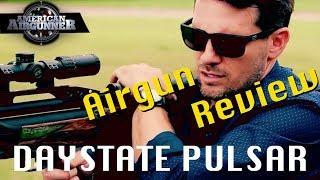 Air Rifle Gun Review Daystate Pulsar : American Airgunner TV