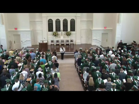 2017 WPU Baccalaureate Live Stream