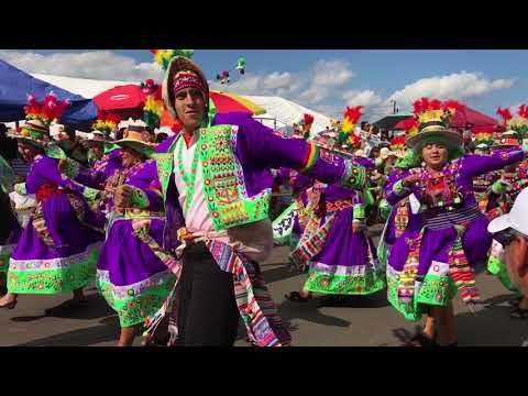 Bolivian Festival Virginia 2017