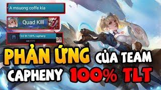 Phản Ứng Team Khi Capheny MSuong TLT 100% Gặp Ngay Anh MSuong Fake Cái Kết