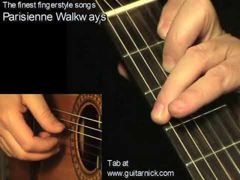 Fingerstyle lesson 98 - learn how to play fingerstyle acoustic ...