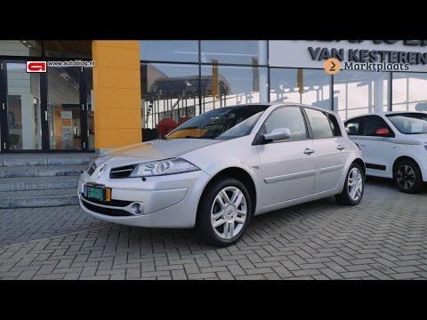 Renault Mégane II buying advice